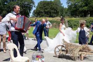 Animation mariage accordeon guerande